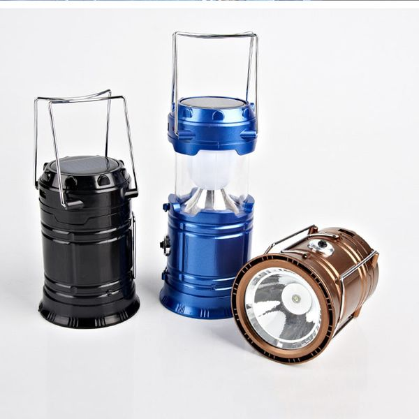LED Solar Emergency Light Lamp